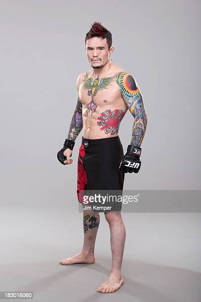 Scott Jorgensen poses for a portrait on December 6 2013 in Seattle Washington