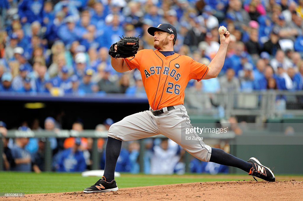 Division Series - Houston Astros v Kansas City Royals - Game Two