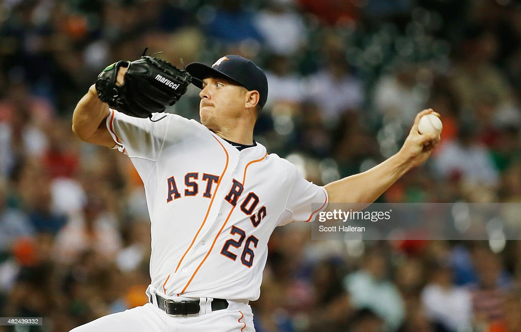 Los Angeles Angels of Anaheim v Houston Astros : News Photo