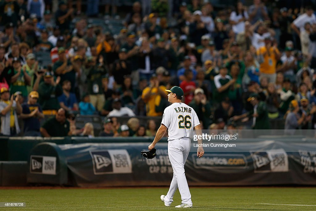 Minnesota Twins v Oakland Athletics : News Photo