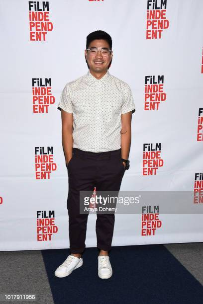 Scott Keiji Takeda attend Film Independent presents special screening of 'MDMA' at The WGA Theater on August 16 2018 in Beverly Hills California