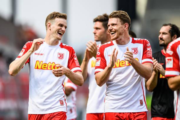 DEU: SSV Jahn Regensburg v SV Sandhausen - Second Bundesliga