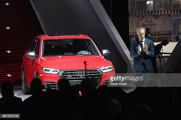 President Of Audi America Stock Photos And Pictures Getty Images - Audi of america