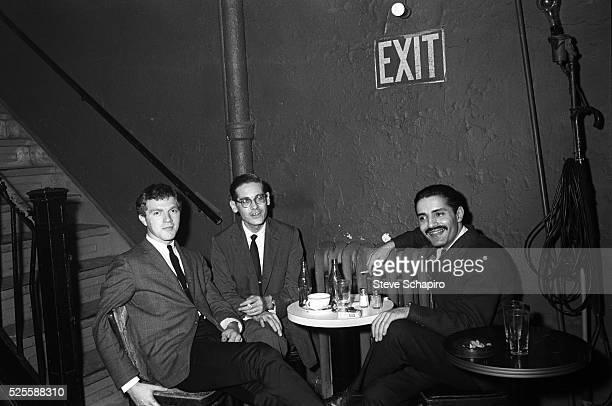 Scott LaFaro Bill Evans and Paul Motian at the Village Vanguard
