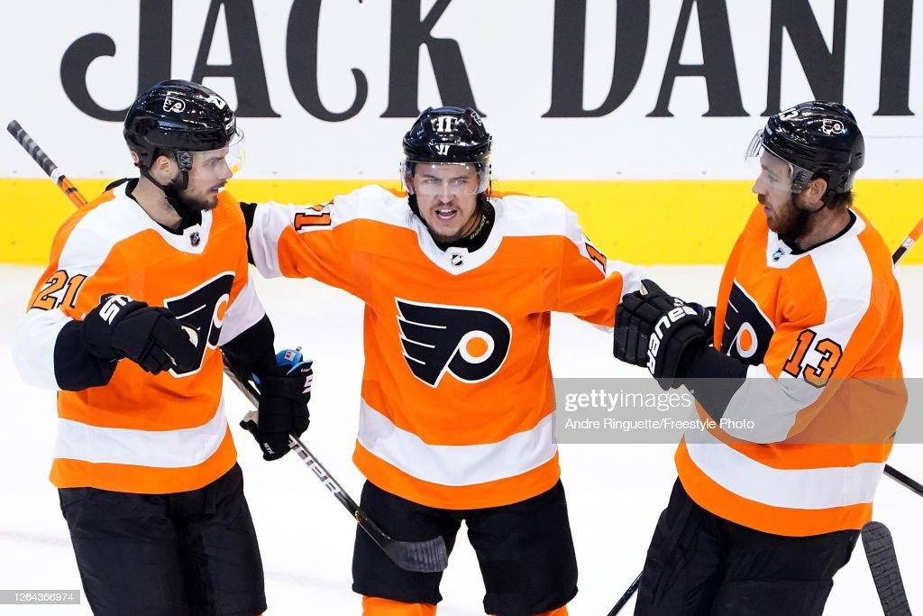 Washington Capitals v Philadelphia Flyers : News Photo
