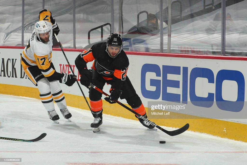 Pittsburgh Penguins v Philadelphia Flyers : ニュース写真