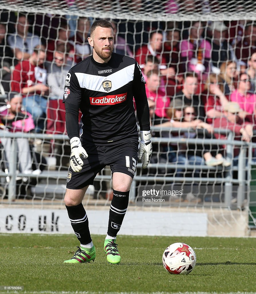 Northampton Town v Notts County - Sky Bet League Two : News Photo