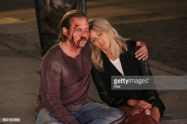 Scott MacArthur and Kaitlin Olson in the Divorce episode of THE MICK airing Tuesday Dec 5 on FOX
