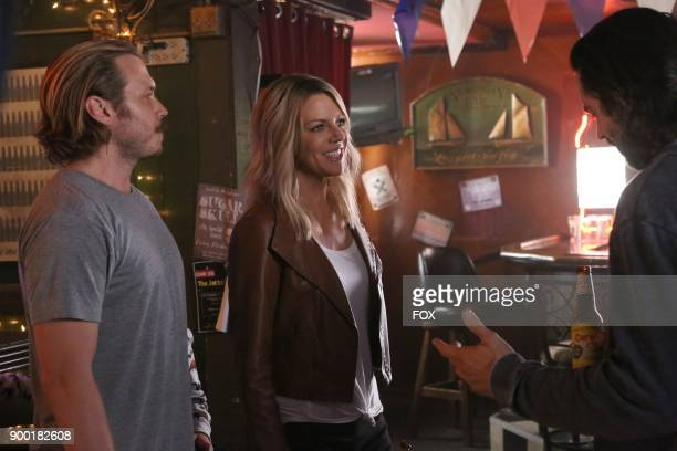 Scott MacArthur and Kaitlin Olson in the new The Homecoming episode of THE MICK airing Tuesday Nov 14 on FOX