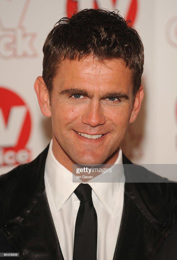 TV Quick & Tv Choice Awards - Red Carpet Arrivals : News Photo