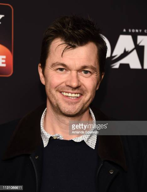 Scott Mann arrives at Sony Crackle's 'The Oath' Season 2 exclusive screening event at Paloma on February 20 2019 in Los Angeles California