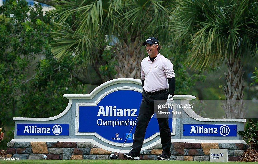 Allianz Championship - Round One
