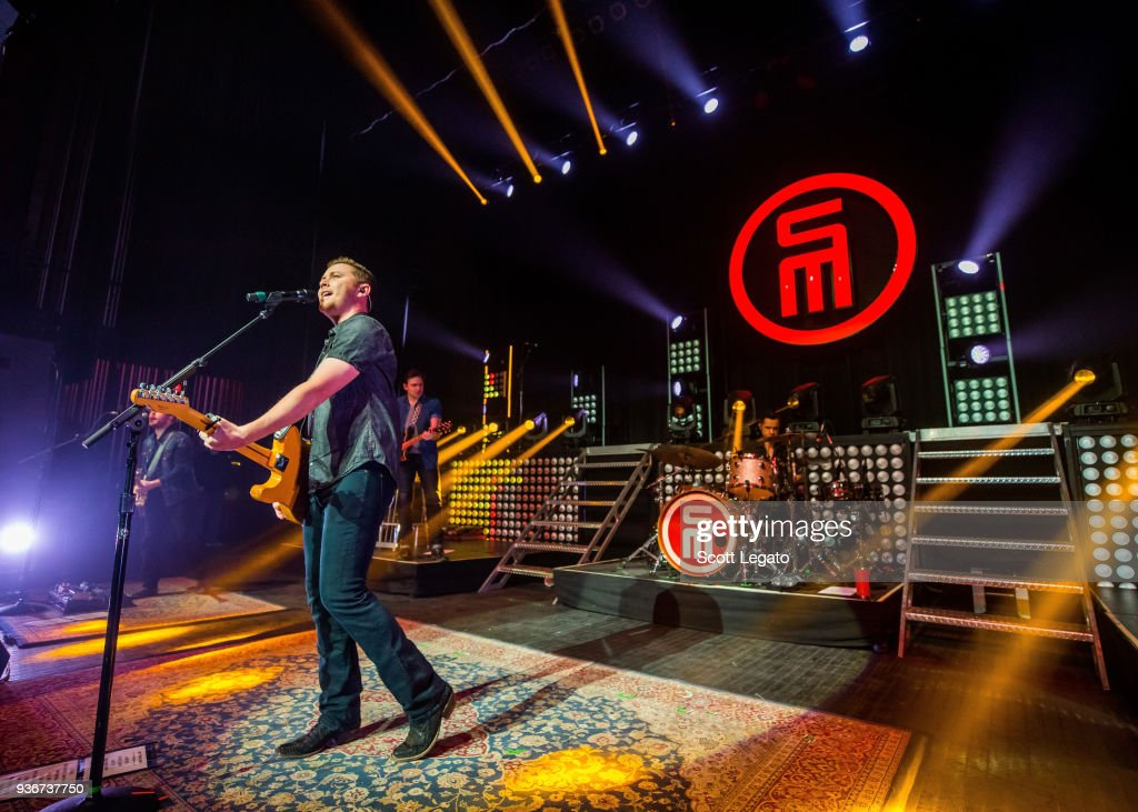 Scotty McCreery In Concert - Detroit, Michigan