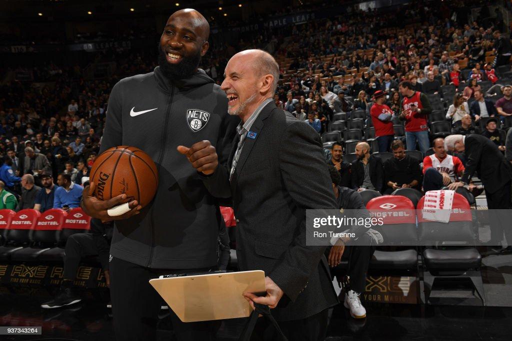 Brooklyn Nets v Toronto Raptors