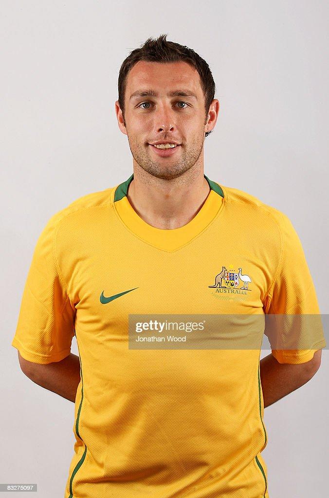 Australian Socceroos Team Headshots