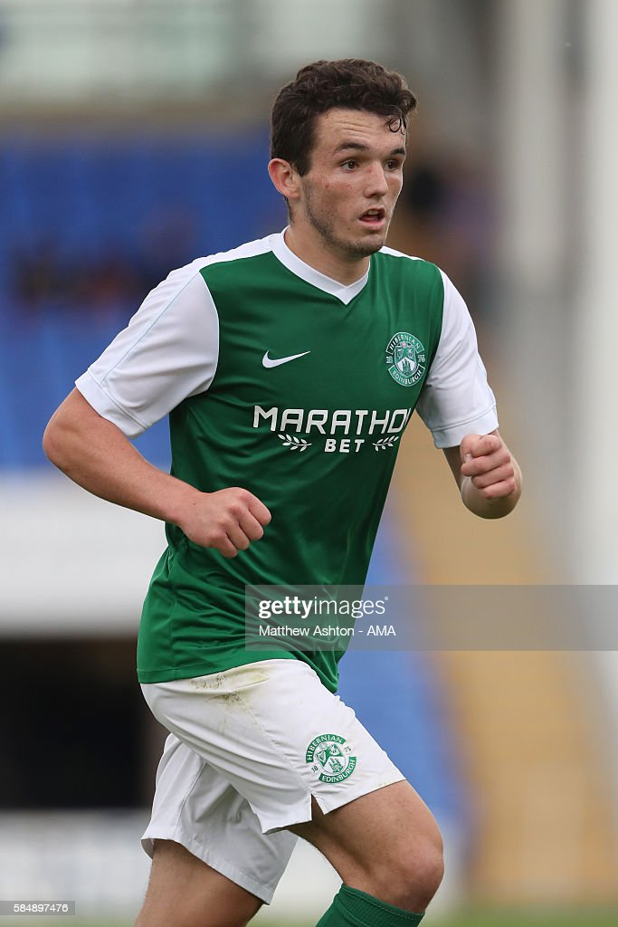 Shrewsbury Town v Hibernian: Pre-Season Friendly : News Photo