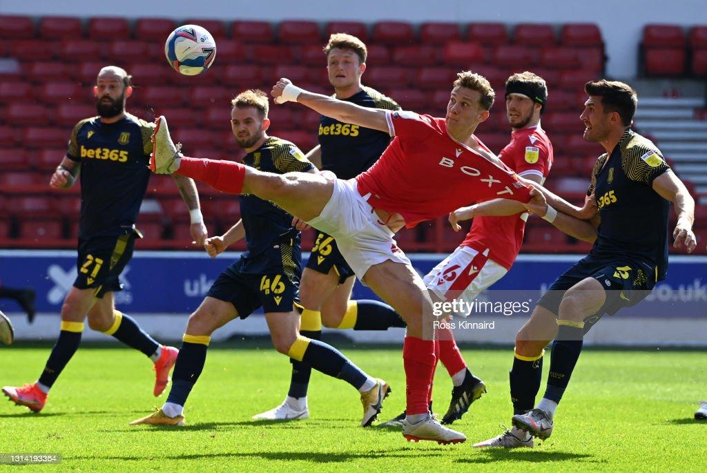 Nottingham Forest v Stoke City - Sky Bet Championship : News Photo