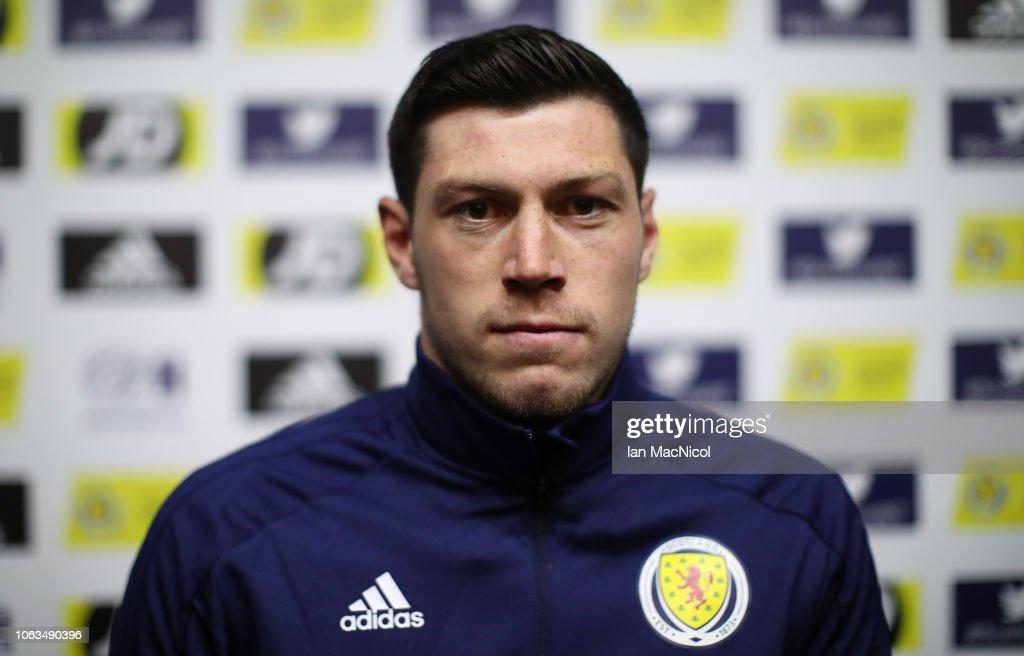 Scotland Training Session : News Photo