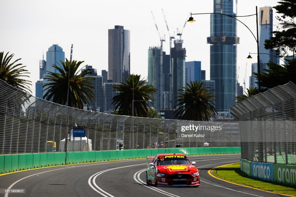 2020 Supercars - Round 2: Melbourne 400 : News Photo