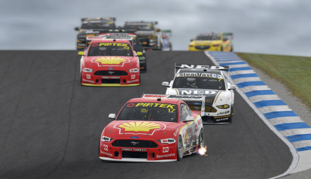 AUS: Supercars All Stars Eseries - Rd 1