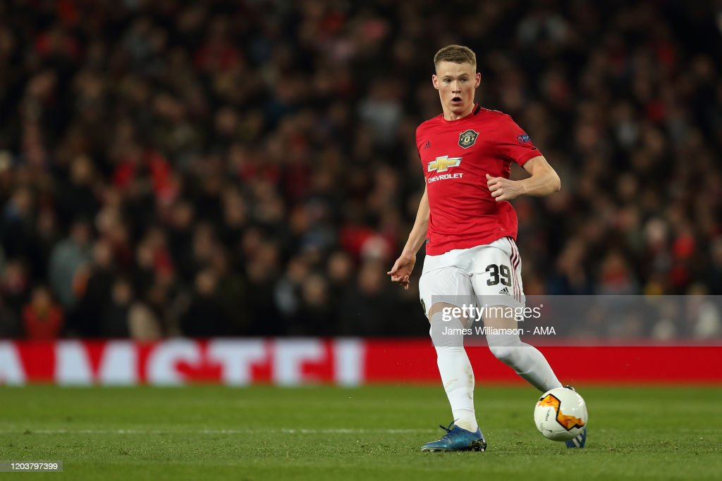 Manchester United v Club Brugge - UEFA Europa League Round of 32: Second Leg : ニュース写真