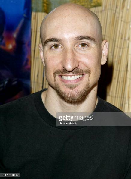 Scott Menville during Wonderful World of Animation at ...