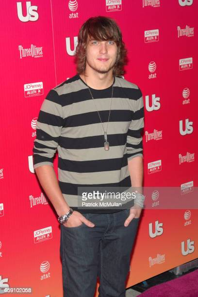 Scott Michael Foster attends US WEEKLY CELEBRATES ANNUAL HOT HOLLYWOOD STYLE ISSUE IN HOLLYWOOD at MyHouse on April 22 2009 in Hollywood CA