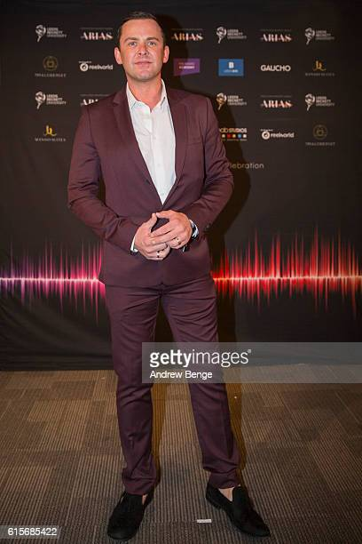 Scott Mills attends the Audio Radio Industry Awards at First Direct Arena Leeds on October 19 2016 in Leeds England
