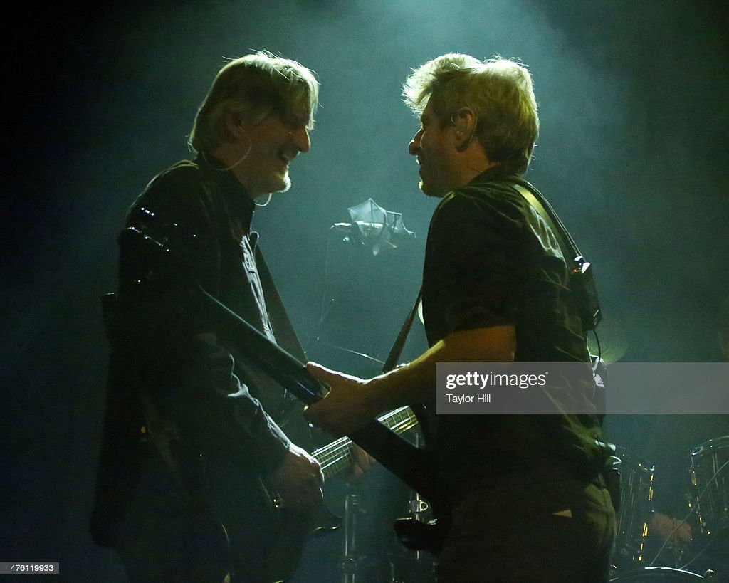 Scott Murawski and Mike Gordon perform at Webster Hall on March 1, 2014 in New York City.
