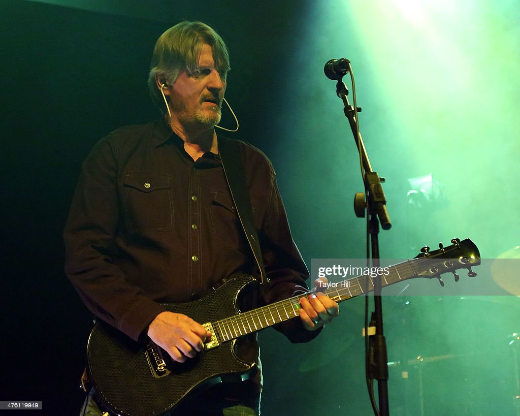 Scott Murawski performs at Webster Hall on March 1, 2014 in New York City.