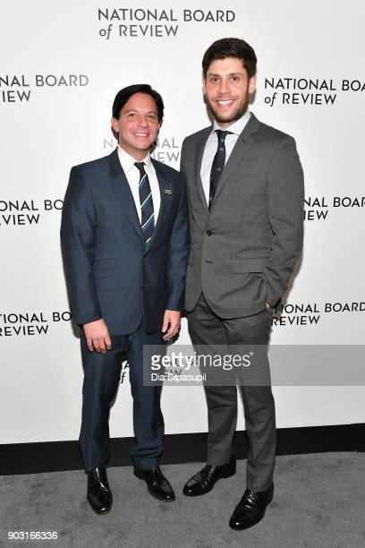 Scott Neustadter and Michael Weber attend the 2018 National Board of Review Awards Gala at Cipriani 42nd Street on January 9, 2018 in New York City.