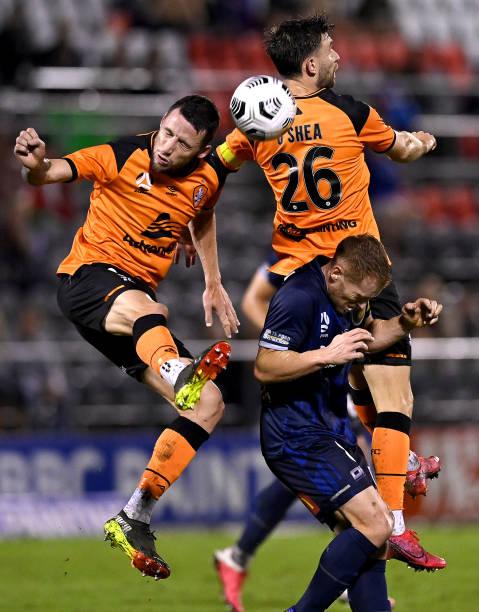 AUS: A-League - Brisbane v Central Coast