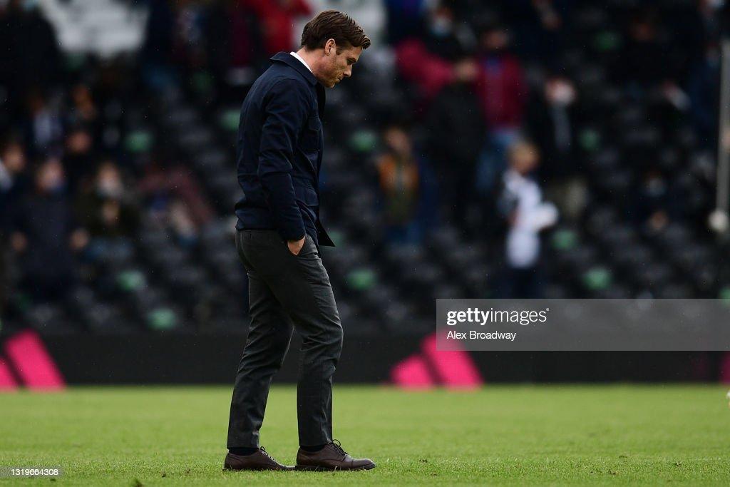Fulham v Newcastle United - Premier League : News Photo
