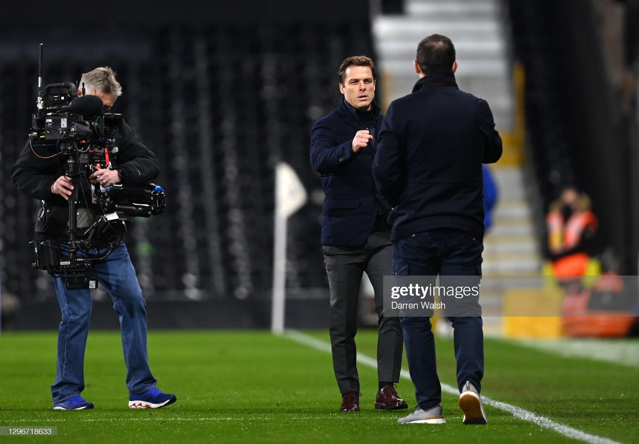 Fulham v Chelsea - Premier League : News Photo