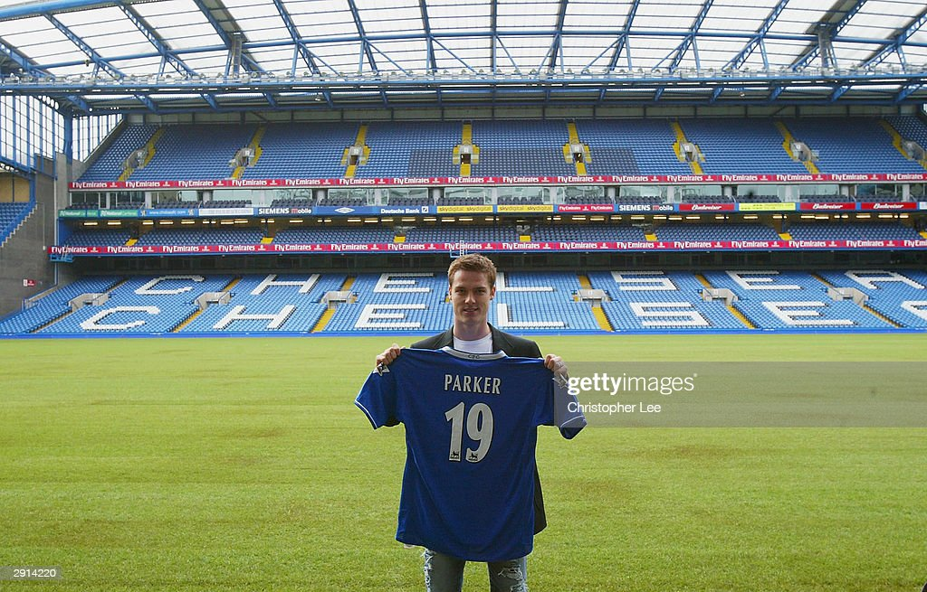 Scott Parker Signs For Chelsea : News Photo