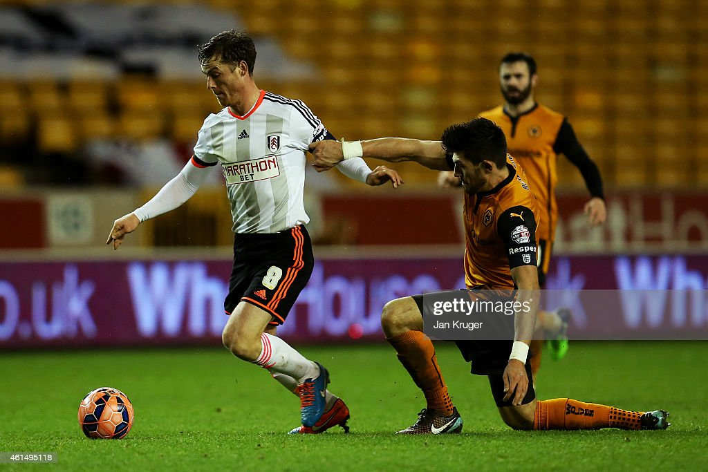 Wolverhampton Wanderers v Fulham - FA Cup Third Round Replay