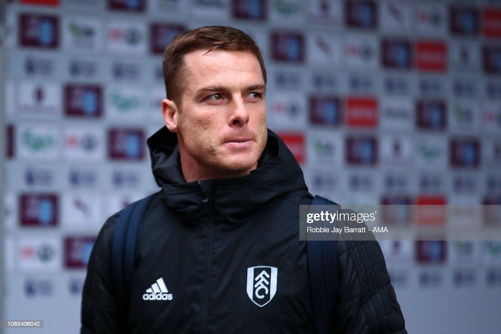 Burnley FC v Fulham FC - Premier League : News Photo
