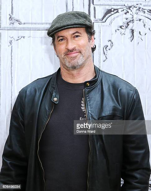 Scott Patterson appears to promote Gilmore Girls A Year In The Life during the AOL BUILD Series at AOL HQ on November 29 2016 in New York City