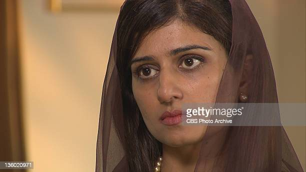 30 PM ET Scott Pelley talks to Pakistani Foreign Minister Hina Rabbani Khar about the recent accusations that Pakistanís intelligence agency played a...
