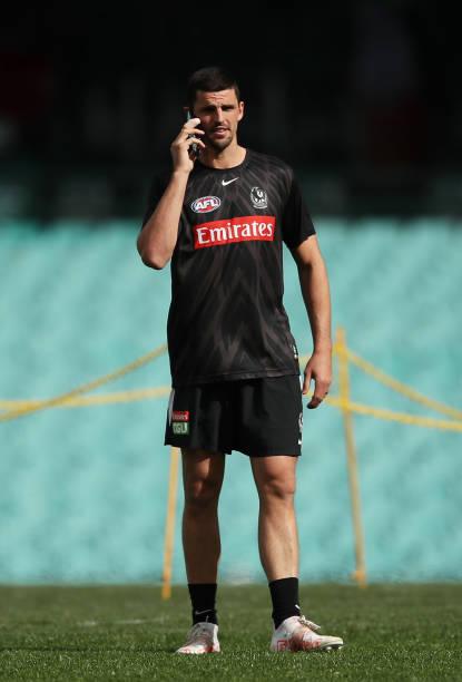 AUS: AFL Rd 9 - Sydney v Collingwood
