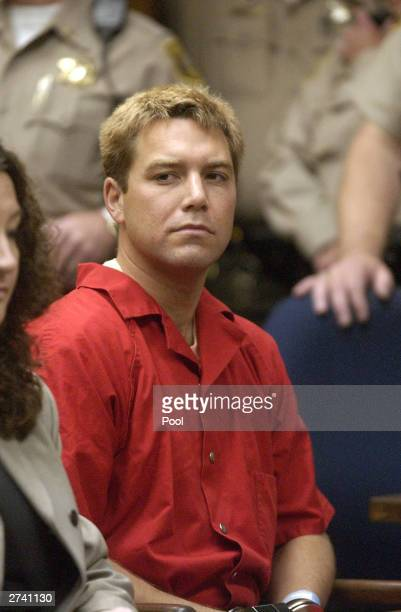 Scott Peterson appears in Stanislaus Superior Court during a change of attorney hearing May 2 in Modesto California On November 18 a Californian...