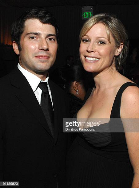 Scott Phillips and Julie Bowen at the PEOPLE/Entertainment Industry Foundation SAG Awards party *EXCLUSIVE* 12866_DK_0040jpg