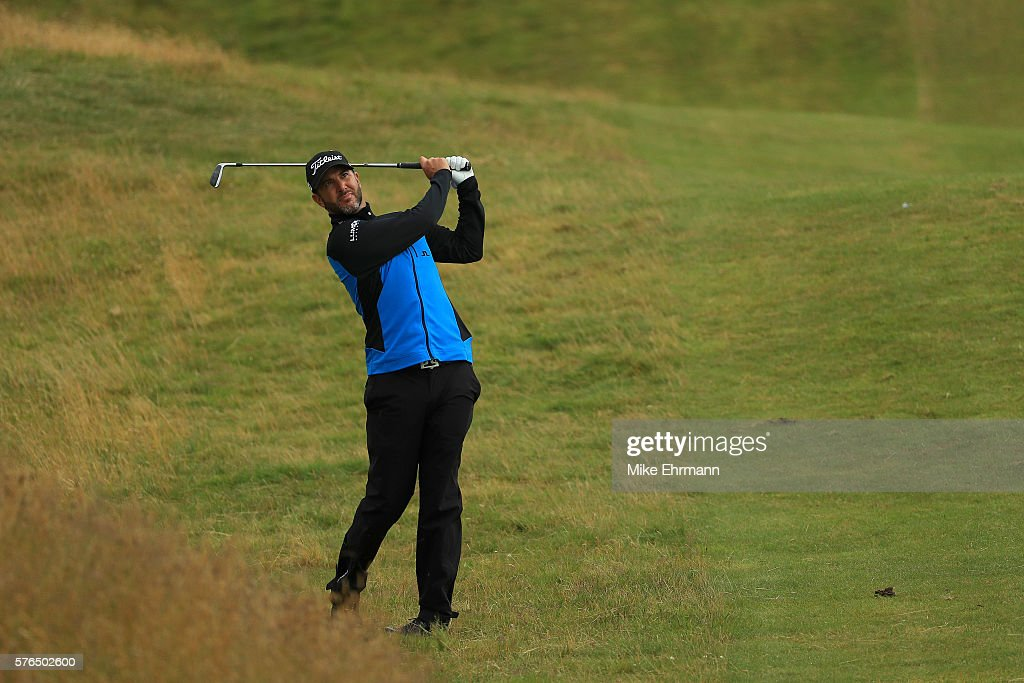 145th Open Championship - Day Two : News Photo
