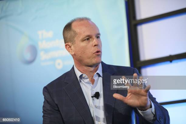Scott Porter partner at EY speaks during the Montgomery Summit in Santa Monica California US on Thursday March 9 2017 The summit gathers...