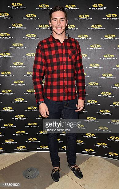Scott Redding attends a party for 'Rudy Project' 30th Anniversary Party during the 72nd Venice Film Festival at Granai dell'Hotel Cipriani on...