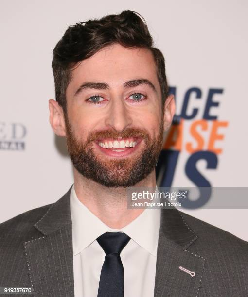 Scott Rogowsky attends the 25th Annual Race To Erase MS Gala at The Beverly Hilton Hotel on April 20 2018 in Beverly Hills California