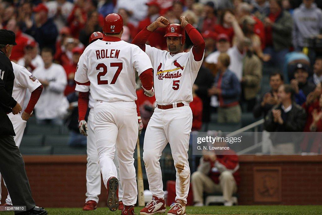Arizona Diamond Backs vs St. Louis Cardinals - May 13, 2006