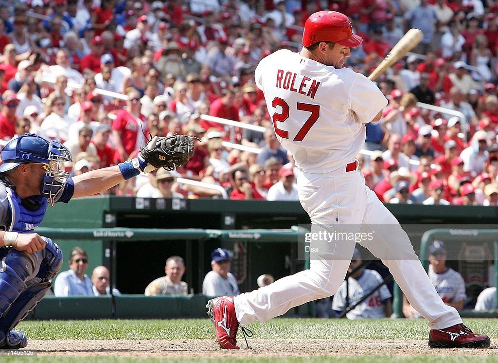 Los Angeles Dodgers v St. Louis Cardinals : News Photo
