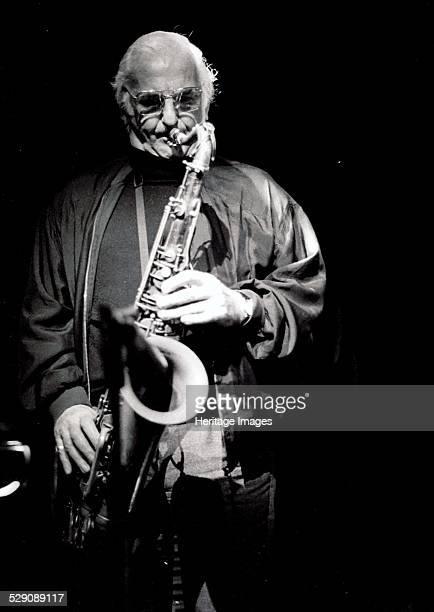 Scott Ronnie, Ronnie Scott's, London, 1992. Image by Brian O'Connor.