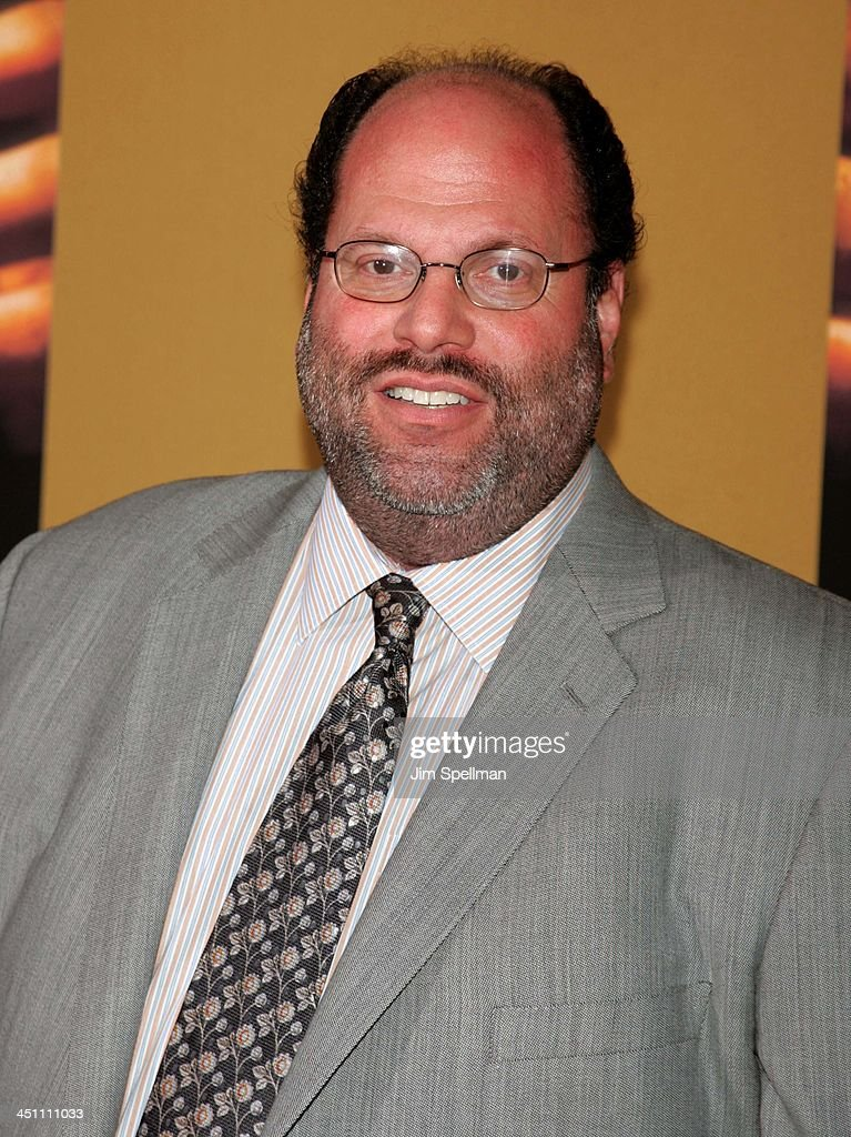 Scott Rudin, producer during The Village New York Premiere - Arrivals at Prospect Park in New York City, New York, United States.